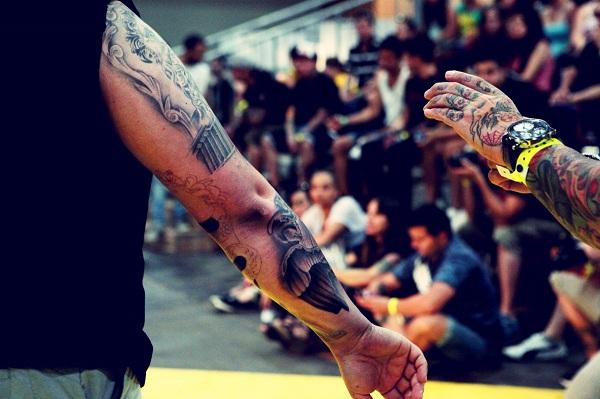 Concurso de tatuajes