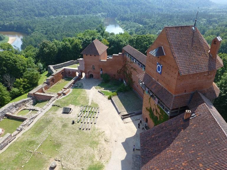 Letonia (V). Los secretos del Parque Nacional de Gauja