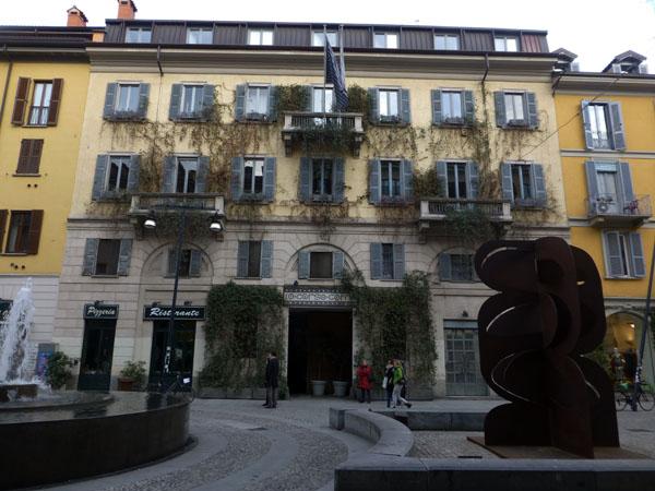 Entrar al 10 Corso Como en Milán es una de las alternativas al Duomo en Milán