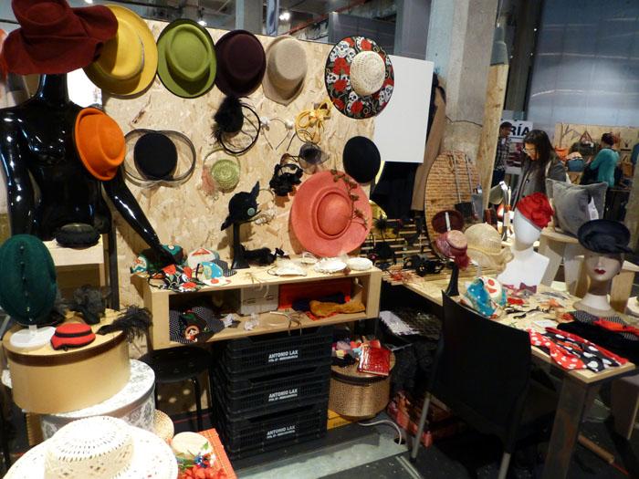 nogorro en el Mercado Central de Diseño del Matadero