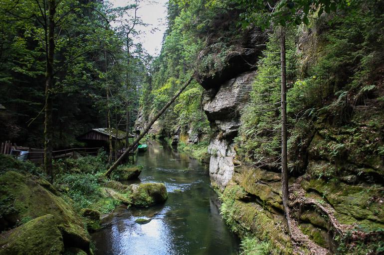 Cañón de Kamenice