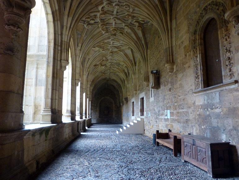claustro del parador