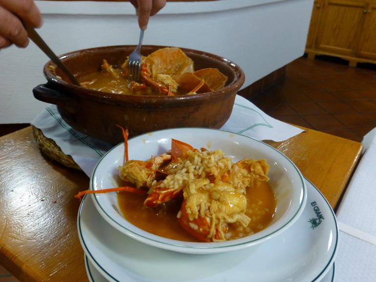 arroz-caldoso-es-cranc-menorca