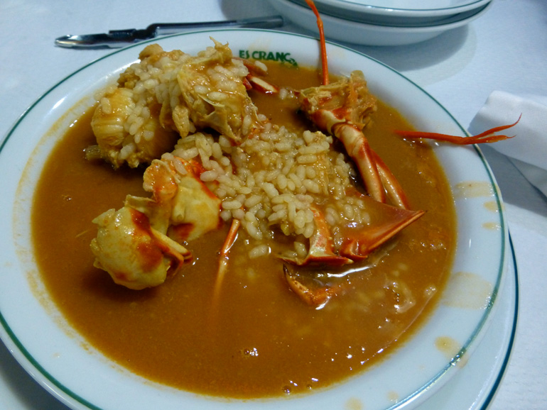 arroz-caldoso-langosta-es-cranc-menorca