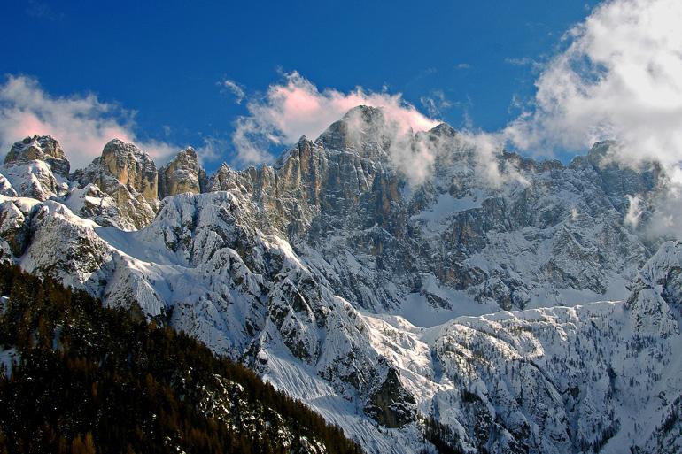 dolomiti superski mejores estaciones de esquí de Europa
