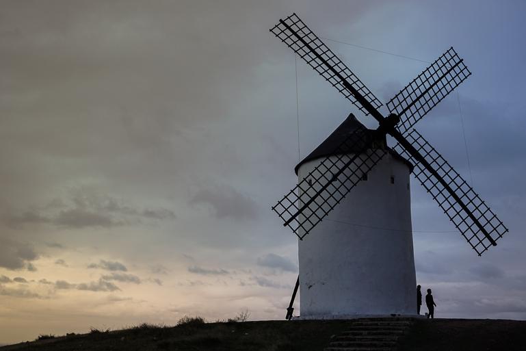 Molino de viento de Alcázar de San Juan