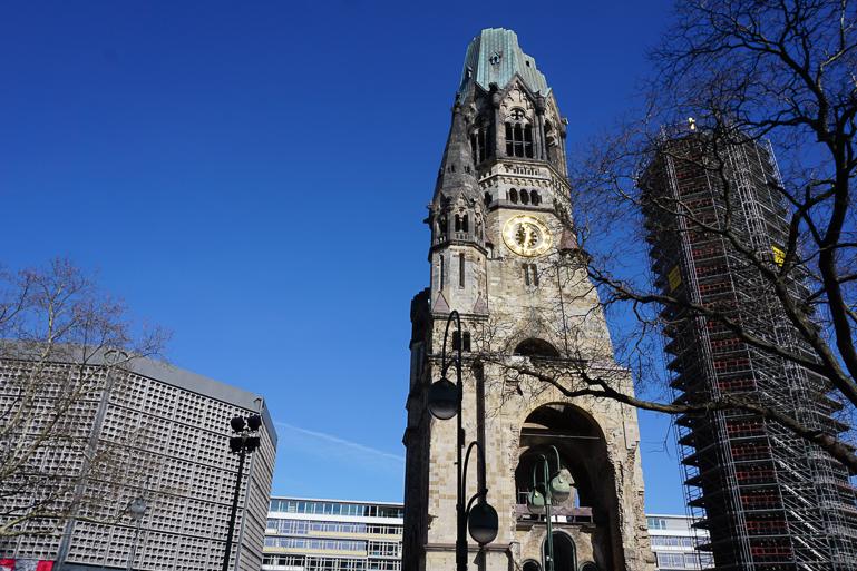 Iglesia Kaiser Wilhelm