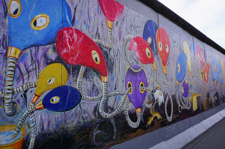 muro-east-side-gallery-berlin-en-un-fin-de-semana