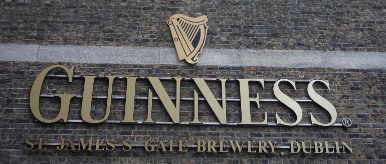 Cartel de Guinness
