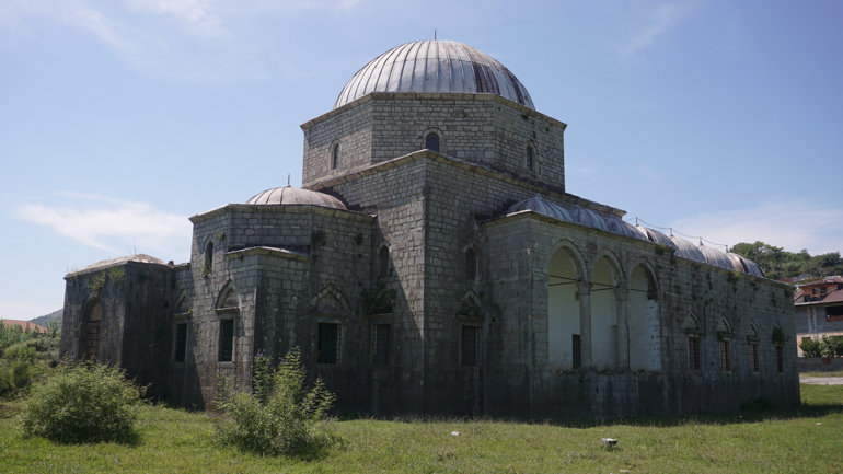Mezquita de Plomo de Shköder