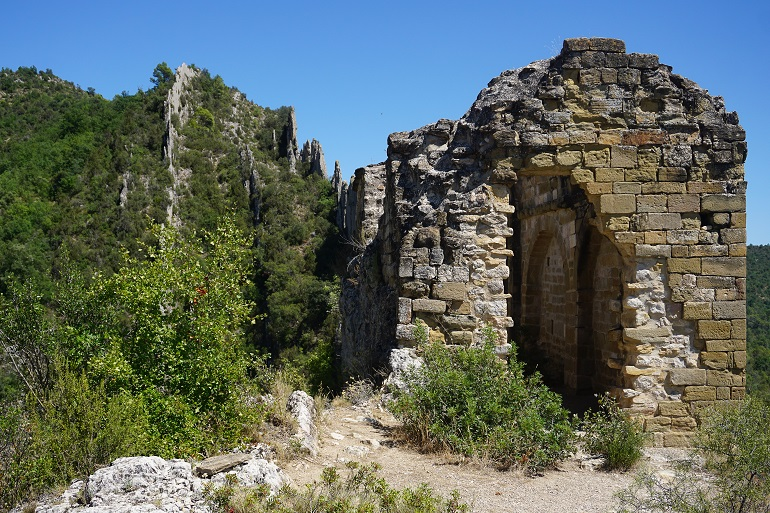 Ruinas de la ermita de San Vicente