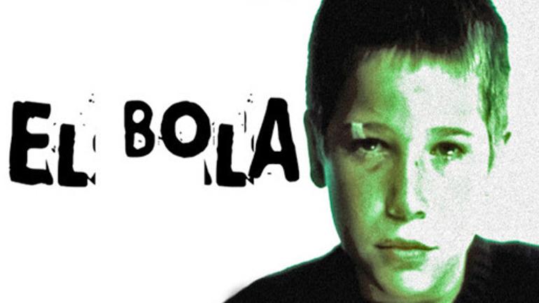 Cartel de la película El Bola de Achero Mañas