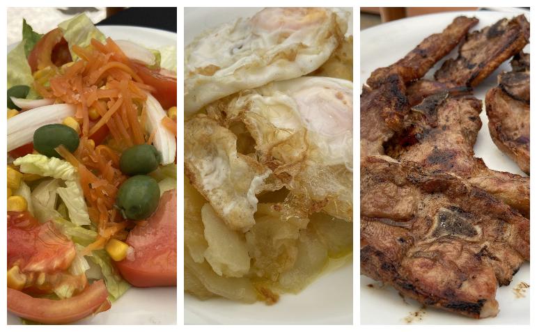 Gastronomía ayniega