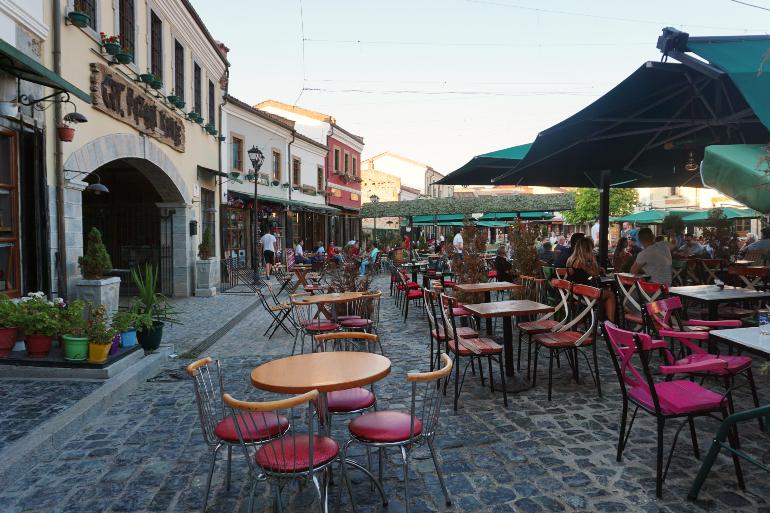 Viejo bazar de korcë