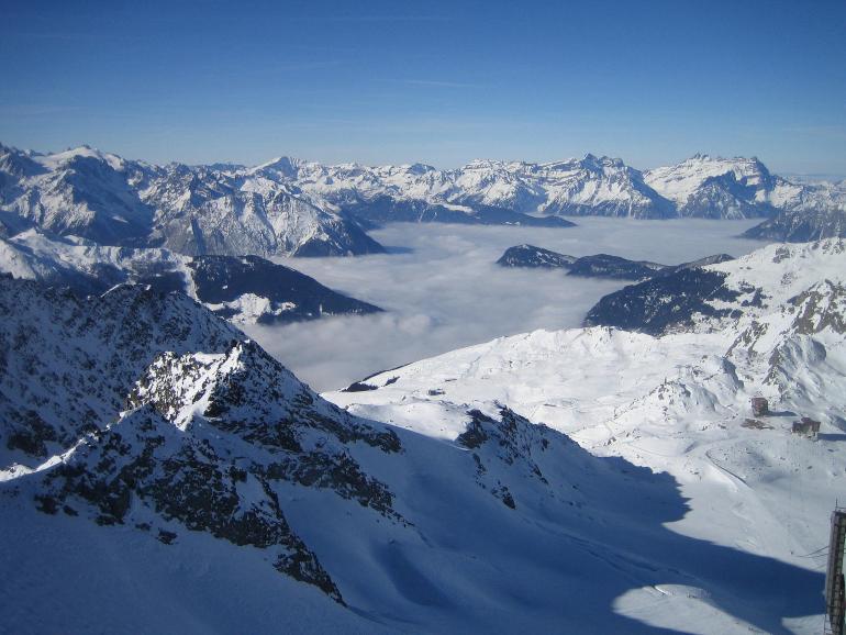 Estación de esquí de Verbier