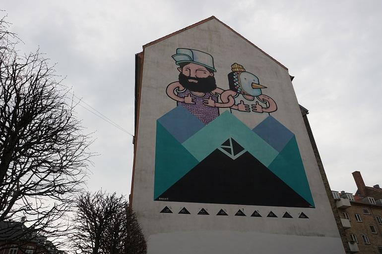 street art en norrebro