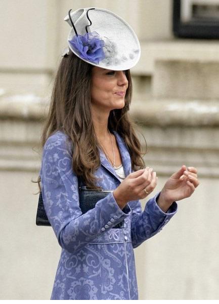 Moda-Catherine Middleton