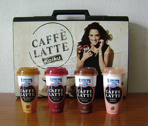Moda-Kaiku CAFFÉ LATTE