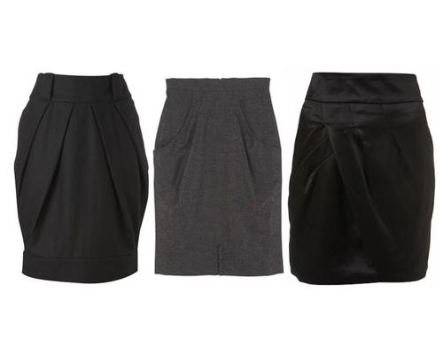 combinar faldas