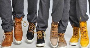 La moda masculina también pasa por el Calzado