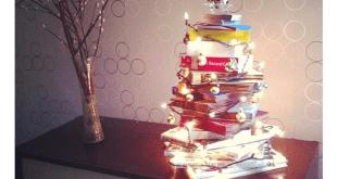 Miniarbolitos de Navidad