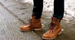 Las botas para hombre: ¿a quién le sientan mejor?
