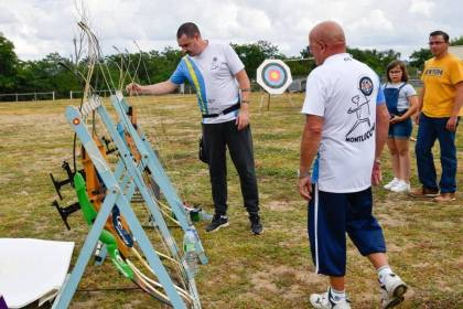 AS Montluçonnaise Archery opens its doorways to guests this weekend in Domérat (Allier)