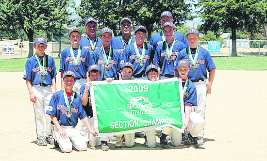 Team Effort Leads to Success West Diablo Valley All-Stars ...