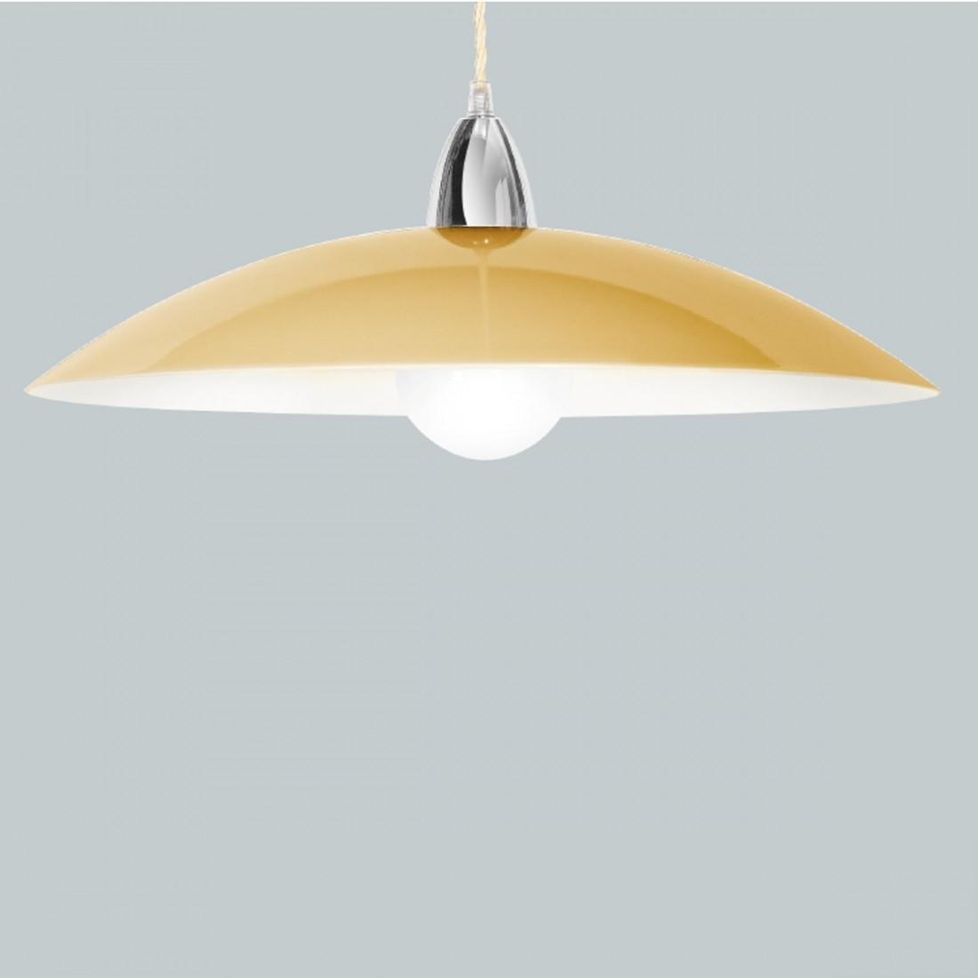 Lampadari tiffany in vetro colorato ⭐ 560 000 pz di lampade in magazzino. Lampadario Con Piatto Colorato In Vetro Attacco E27 Led Interni Ip20