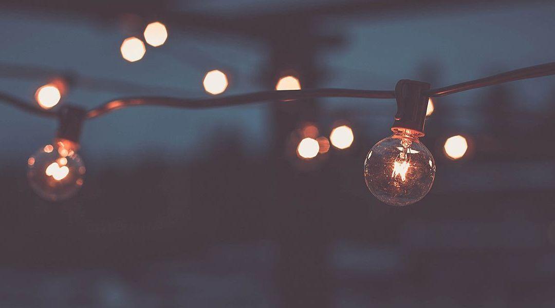 Lampade nere in metallo design industriale da interno