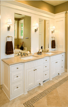 lampade da parete per il bagno