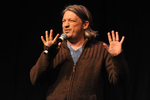 Comedian Richard Herring