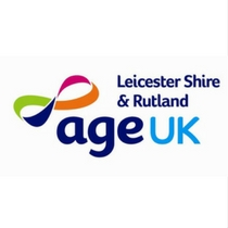 Age UK Leicester Shire and Rutland Logo