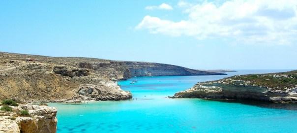Paesaggio Lampedusa