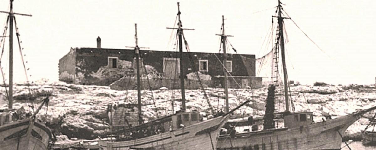La Vecchia Lampedusa: Il Saccoleva.