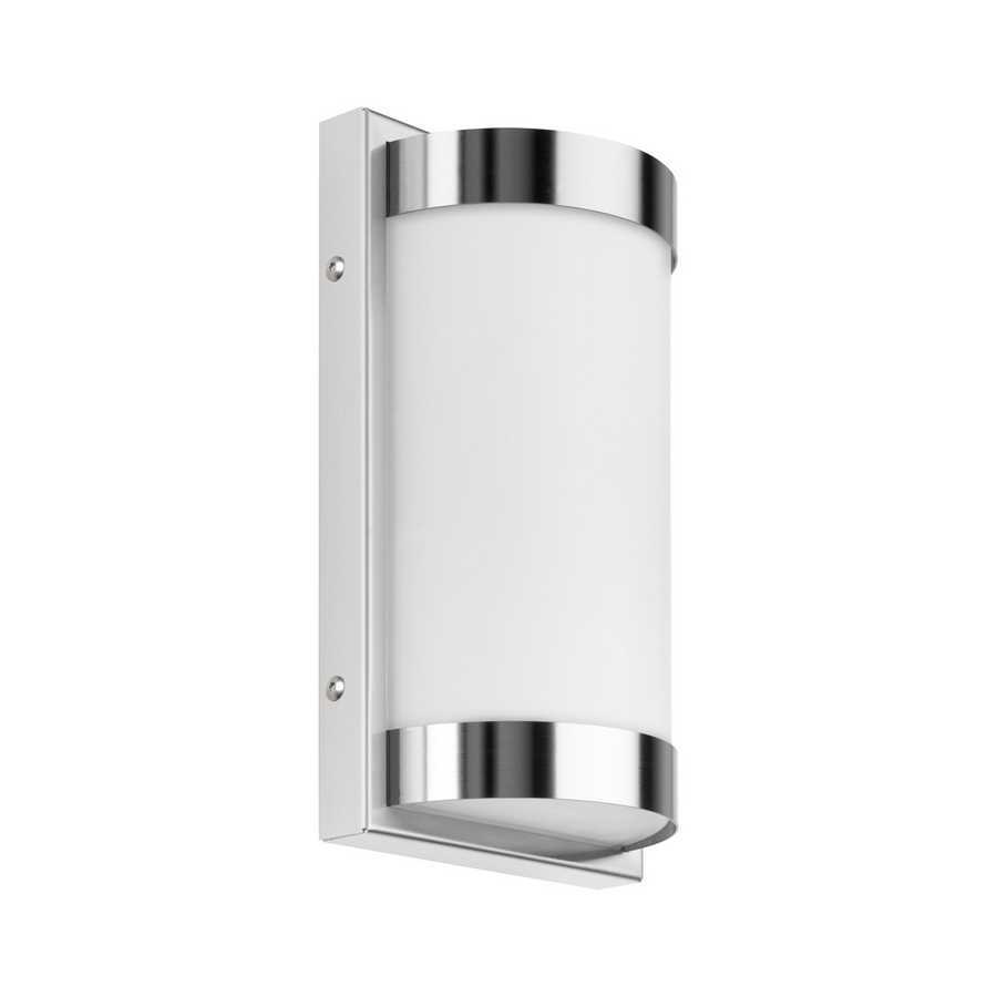 LED Außenwandlampe weiss 041 Edelstahl IP44 LCD Leuchten