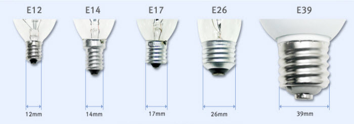 Small Bulbs Led Light Base