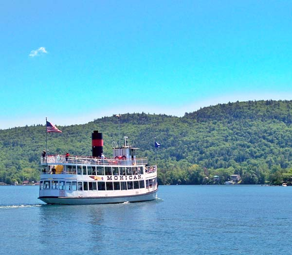 Lake George Boat Cruise