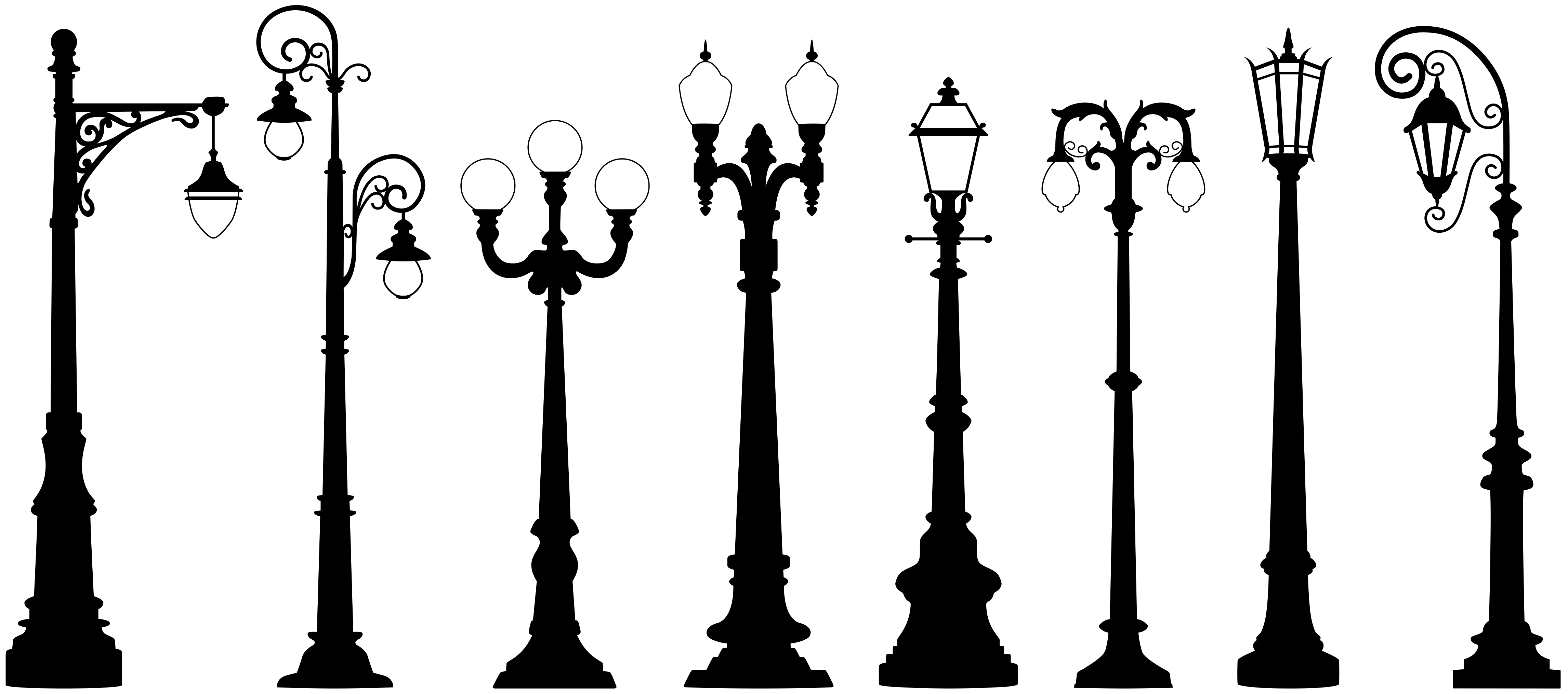How To Measure A Replacement Lamp Post Globe