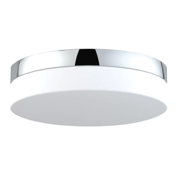 IP44 Rated Tahiti LED Drum Ceiling Fitting