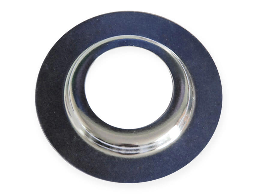 Light Shade Reducing Ring In Chrome