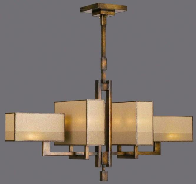 Fine Art Lamps 734040 Perspectives Chandelier