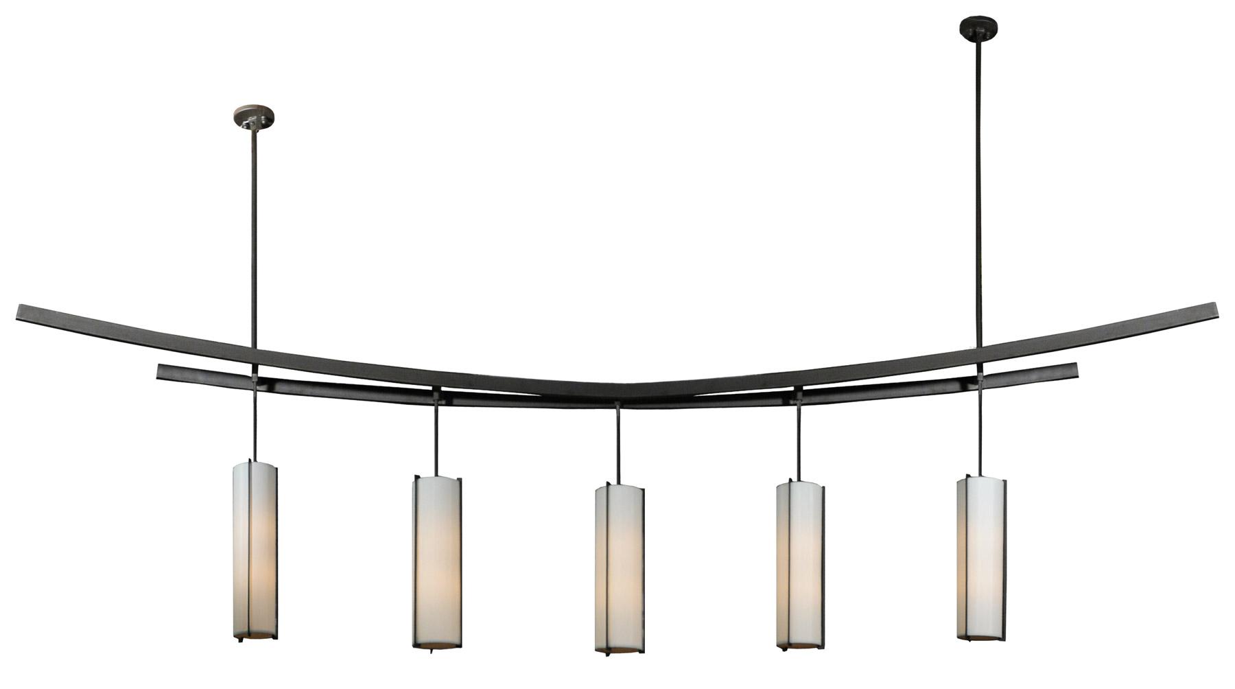 Meyda Solaris Oversized Linear Chandelier