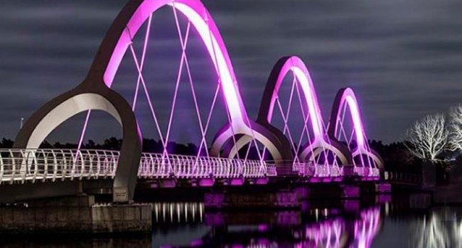 Percantik Jembatan di Daerah Anda dengan Menggunakan Lampu Hias Jembatan