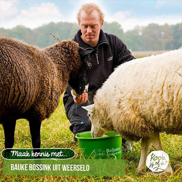 Bauke Bossink boer en slager