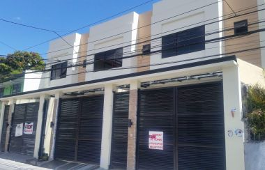 Townhouse With 3 Bedrooms 2 Bathrooms For Cubao Quezon City