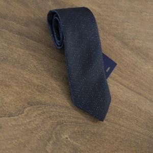 Cravatta fantasia fondo nero mod. 113