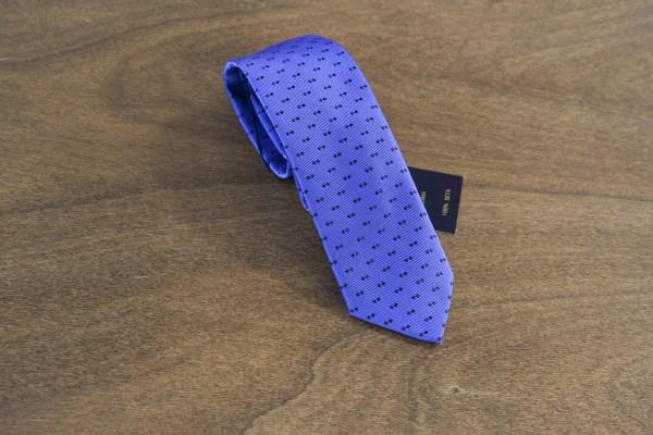 Cravatta fantasia fondo viola mod. 169