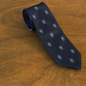 Cravatta fantasia fondo blu mod. 215