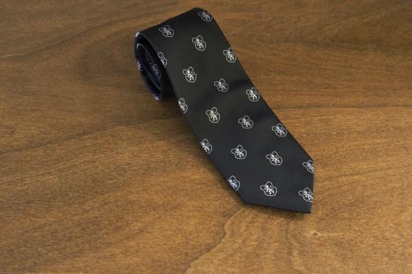Cravatta fantasia fondo nero mod. 216